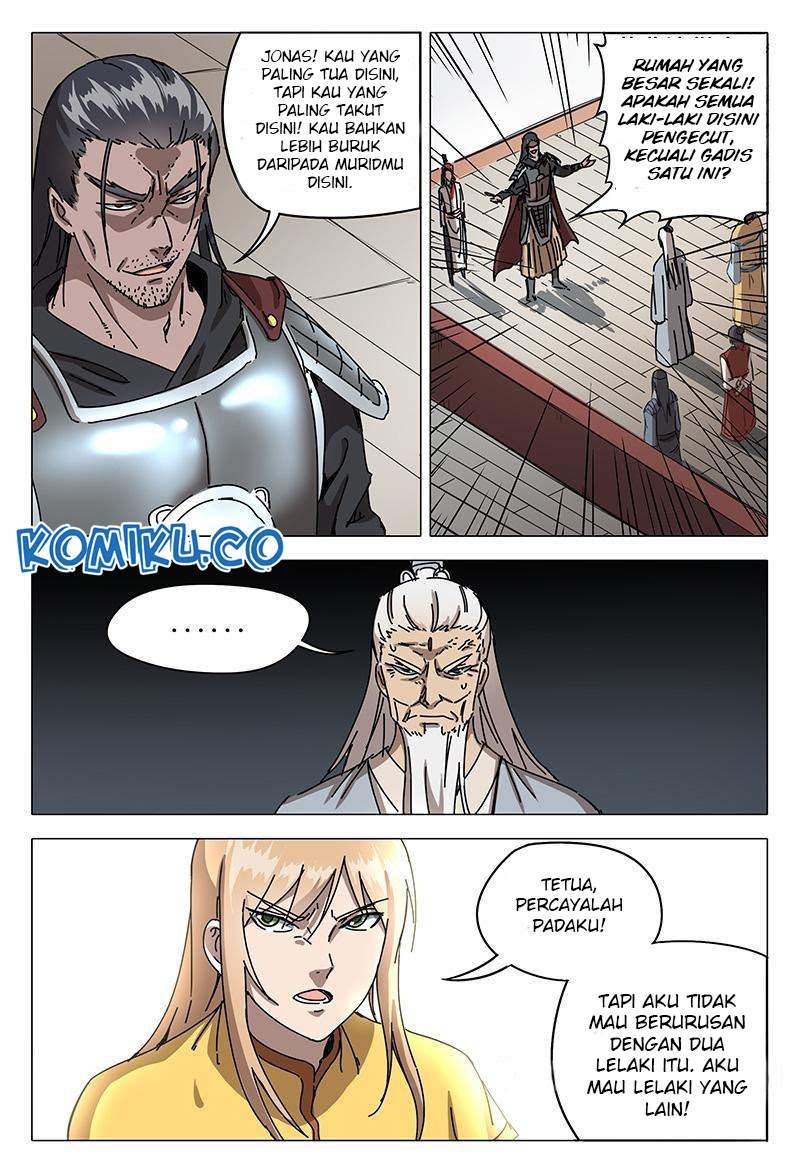 Deity's Path through Ten Thousand Worlds: Chapter 68 - Page 5
