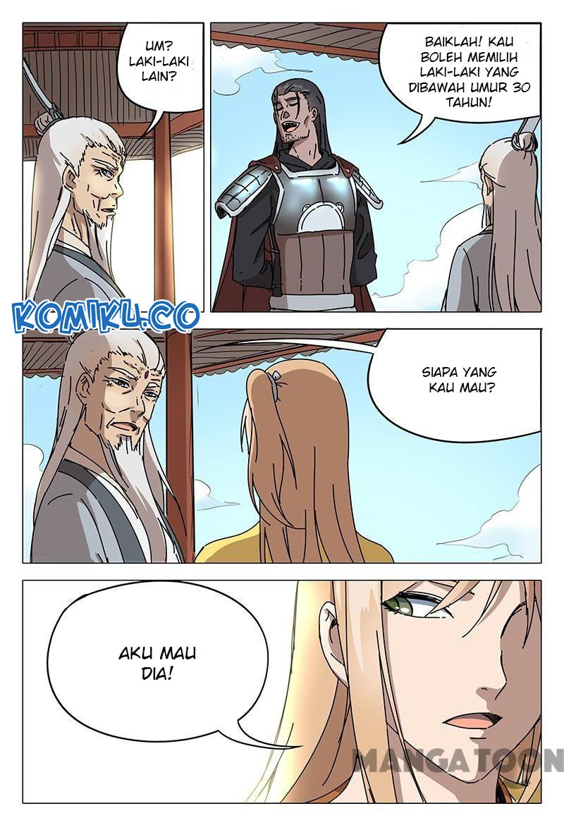 Deity's Path through Ten Thousand Worlds: Chapter 68 - Page 6