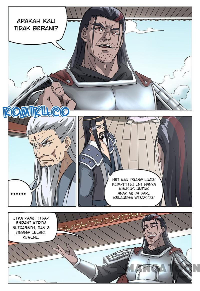 Deity's Path through Ten Thousand Worlds: Chapter 68 - Page 2