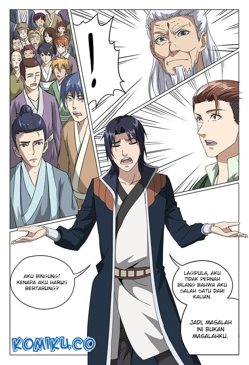 Deity's Path through Ten Thousand Worlds: Chapter 69 - Page 9