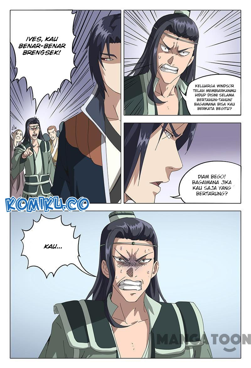 Deity's Path through Ten Thousand Worlds: Chapter 69 - Page 10