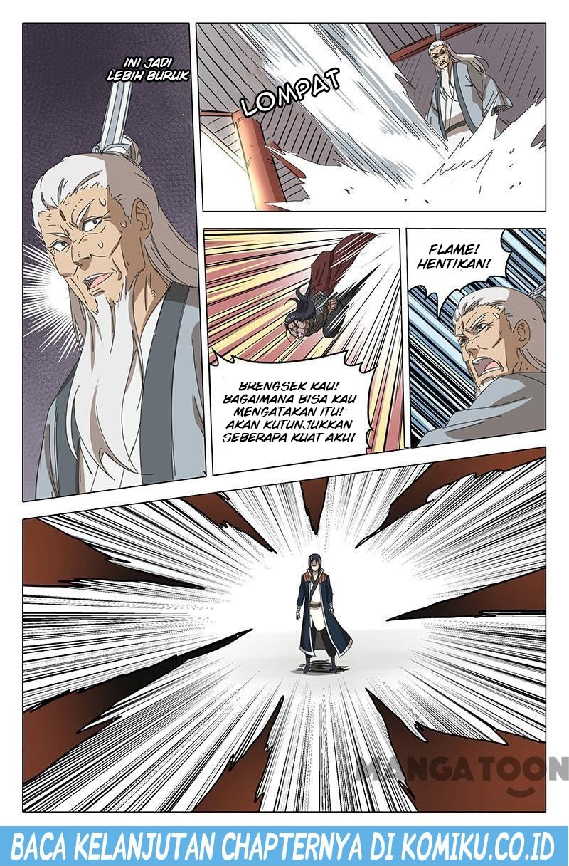 Deity's Path through Ten Thousand Worlds: Chapter 69 - Page 13