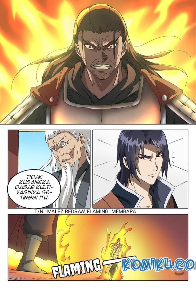 Deity's Path through Ten Thousand Worlds: Chapter 70 - Page 6