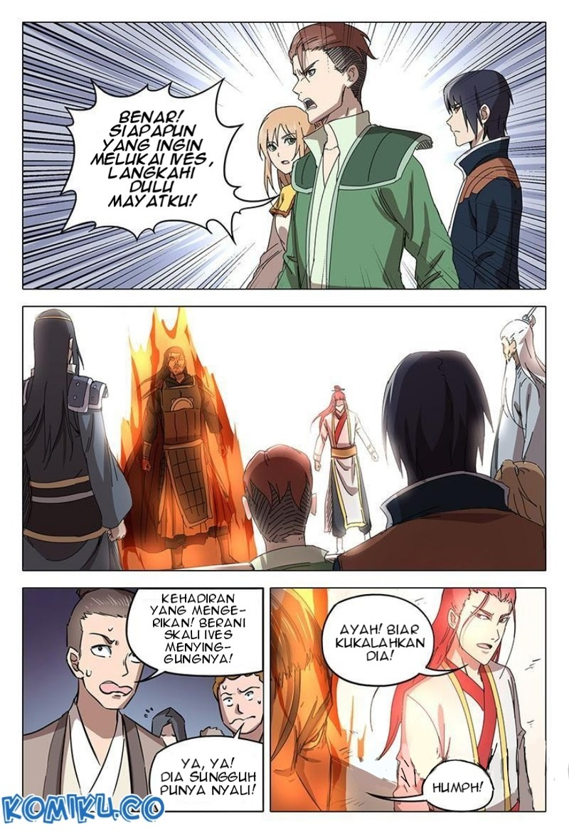 Deity's Path through Ten Thousand Worlds: Chapter 70 - Page 9