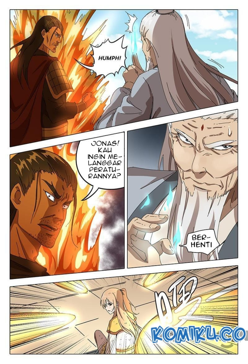 Deity's Path through Ten Thousand Worlds: Chapter 72 - Page 9