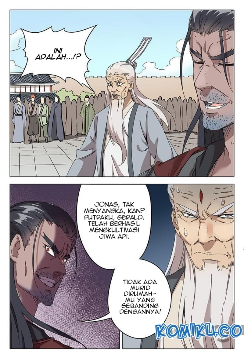 Deity's Path through Ten Thousand Worlds: Chapter 72 - Page 2