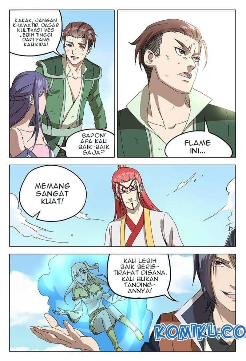 Deity's Path through Ten Thousand Worlds: Chapter 72 - Page 15