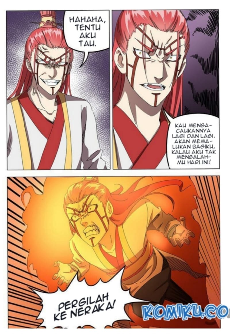 Deity's Path through Ten Thousand Worlds: Chapter 72 - Page 17