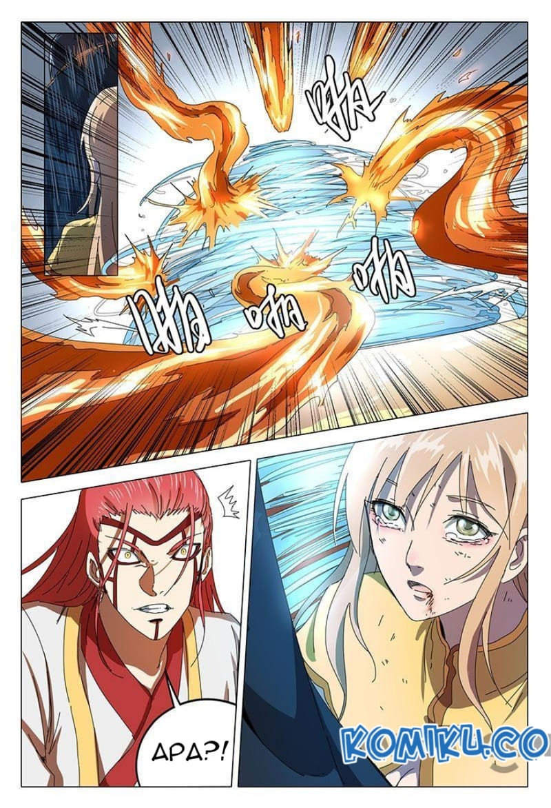 Deity's Path through Ten Thousand Worlds: Chapter 72 - Page 11