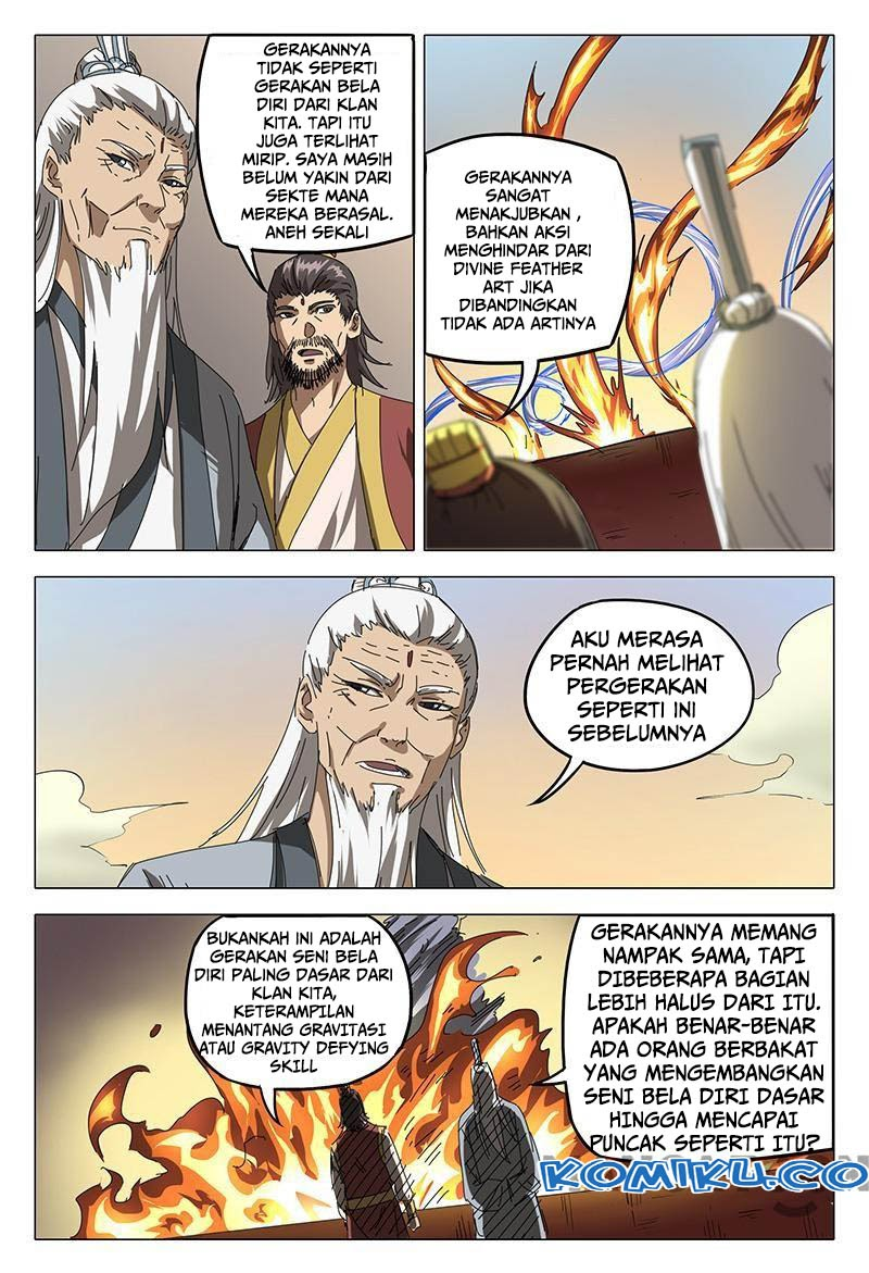 Deity's Path through Ten Thousand Worlds: Chapter 74 - Page 2