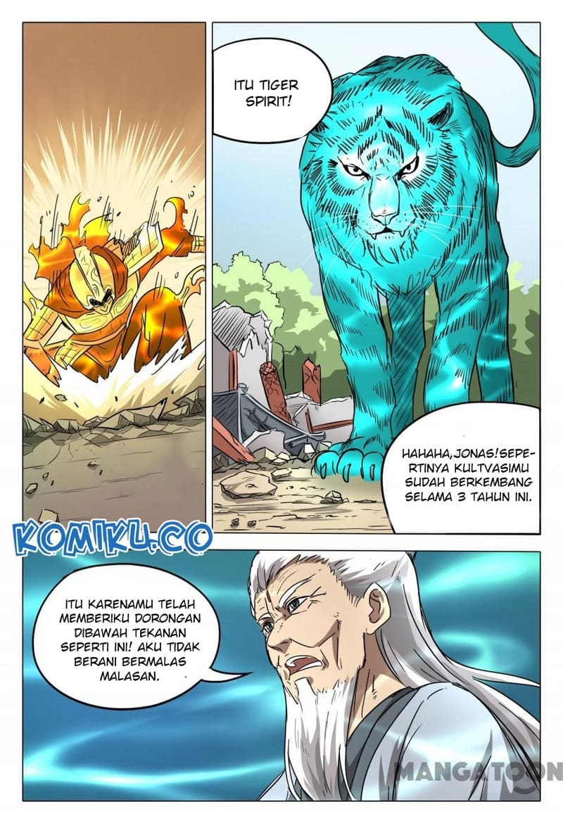 Deity's Path through Ten Thousand Worlds: Chapter 78 - Page 3