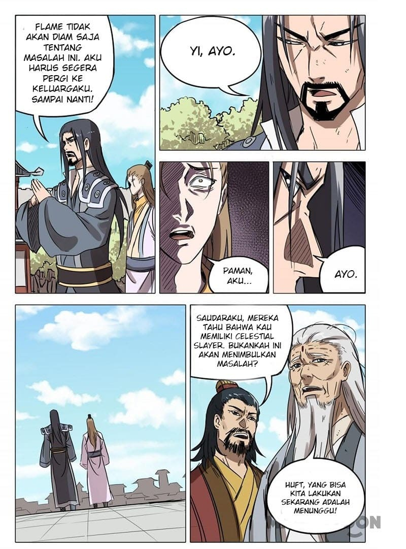 Deity's Path through Ten Thousand Worlds: Chapter 79 - Page 14