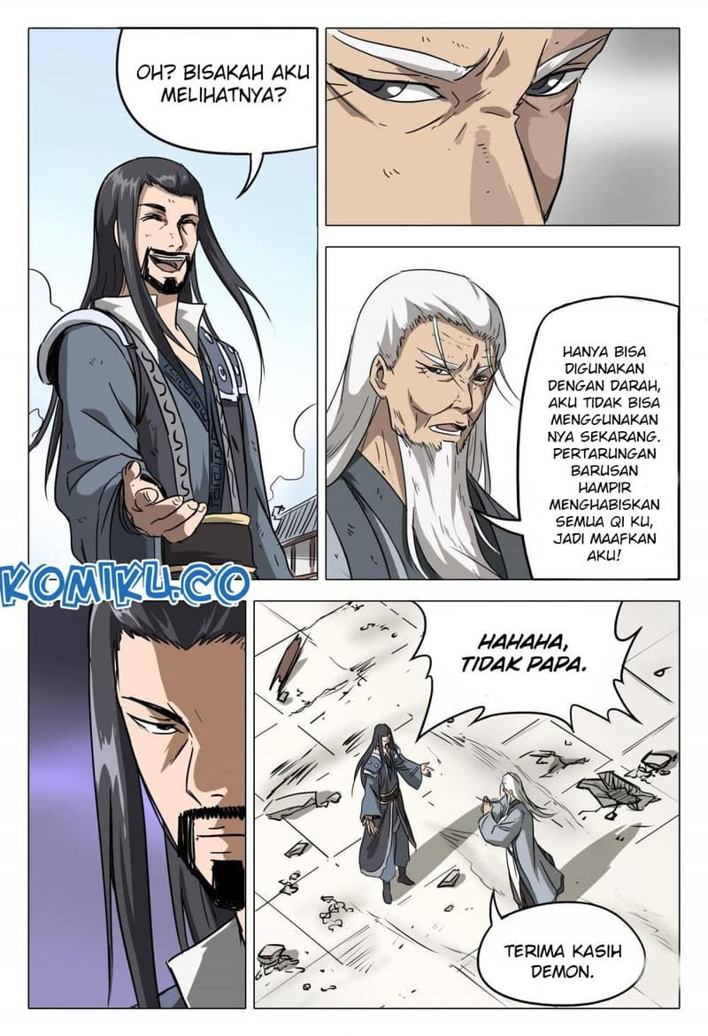 Deity's Path through Ten Thousand Worlds: Chapter 79 - Page 12