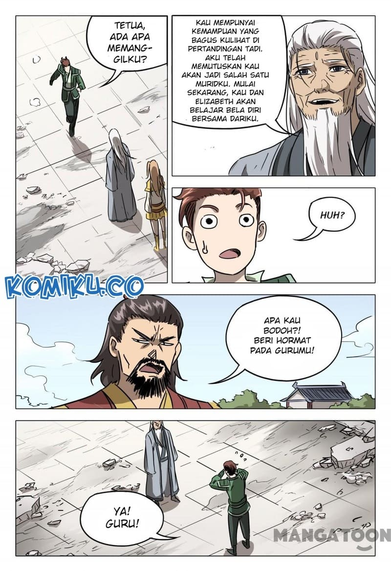 Deity's Path through Ten Thousand Worlds: Chapter 80 - Page 5
