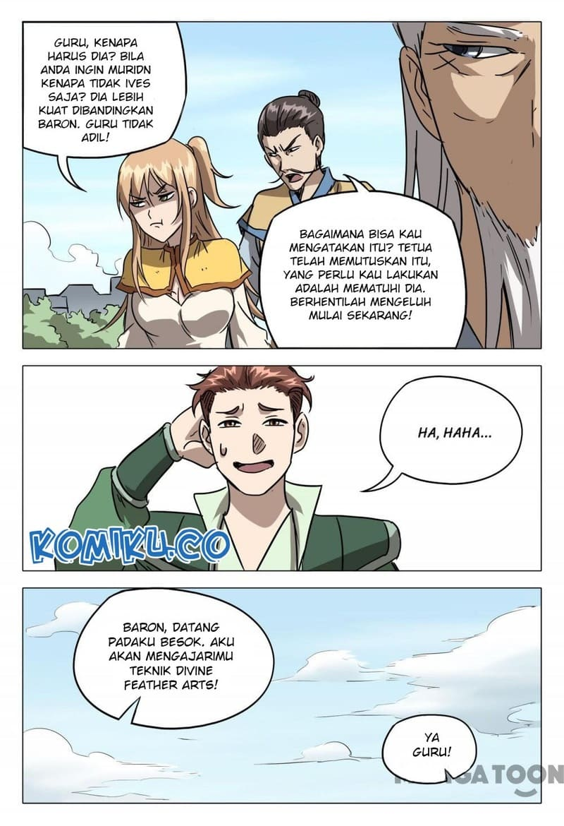 Deity's Path through Ten Thousand Worlds: Chapter 80 - Page 6