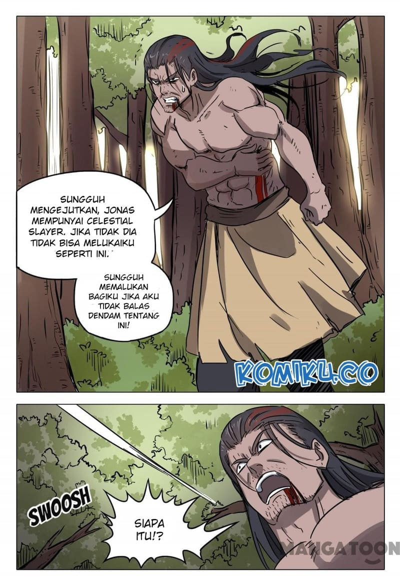 Deity's Path through Ten Thousand Worlds: Chapter 80 - Page 8