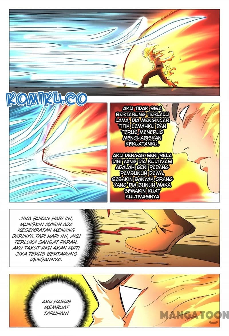 Deity's Path through Ten Thousand Worlds: Chapter 80 - Page 15