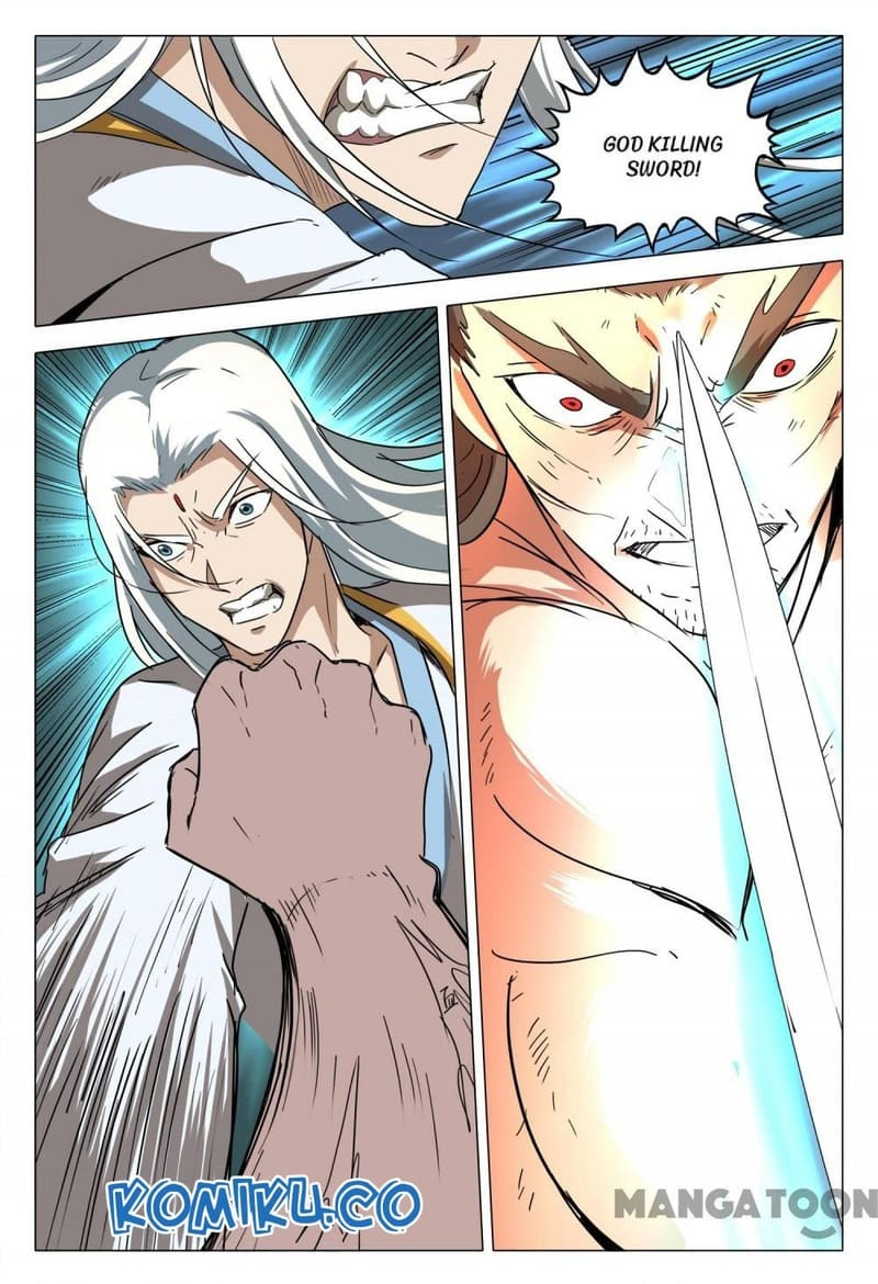 Deity's Path through Ten Thousand Worlds: Chapter 80 - Page 17