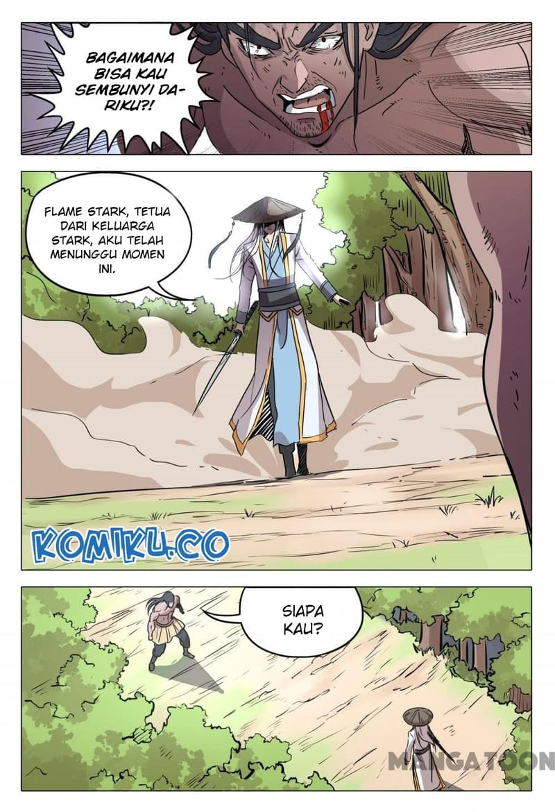 Deity's Path through Ten Thousand Worlds: Chapter 80 - Page 10