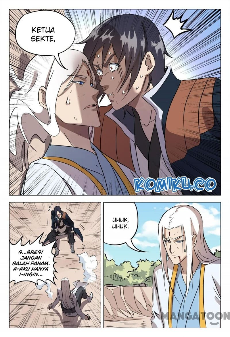 Deity's Path through Ten Thousand Worlds: Chapter 80 - Page 25