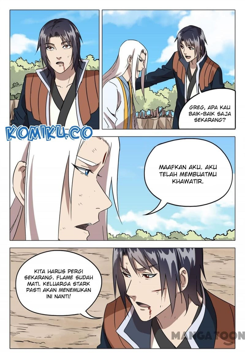 Deity's Path through Ten Thousand Worlds: Chapter 80 - Page 26