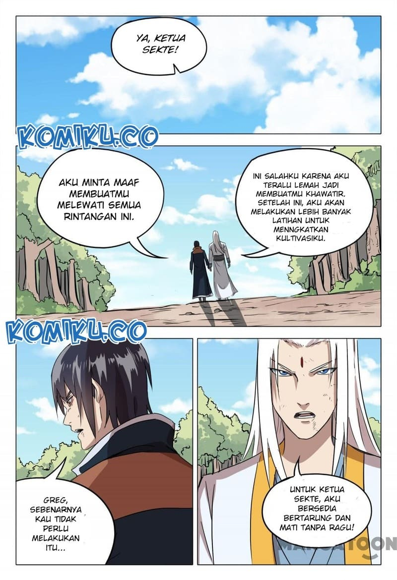 Deity's Path through Ten Thousand Worlds: Chapter 80 - Page 27