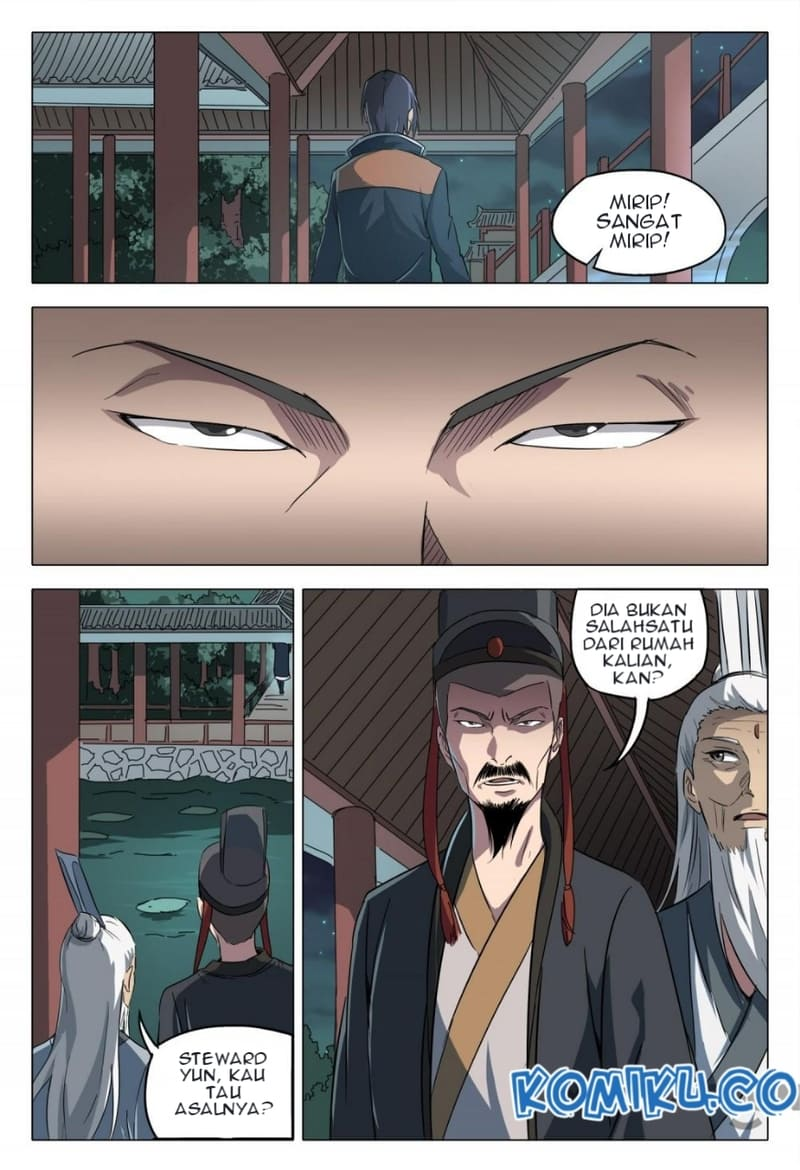Deity's Path through Ten Thousand Worlds: Chapter 87 - Page 14