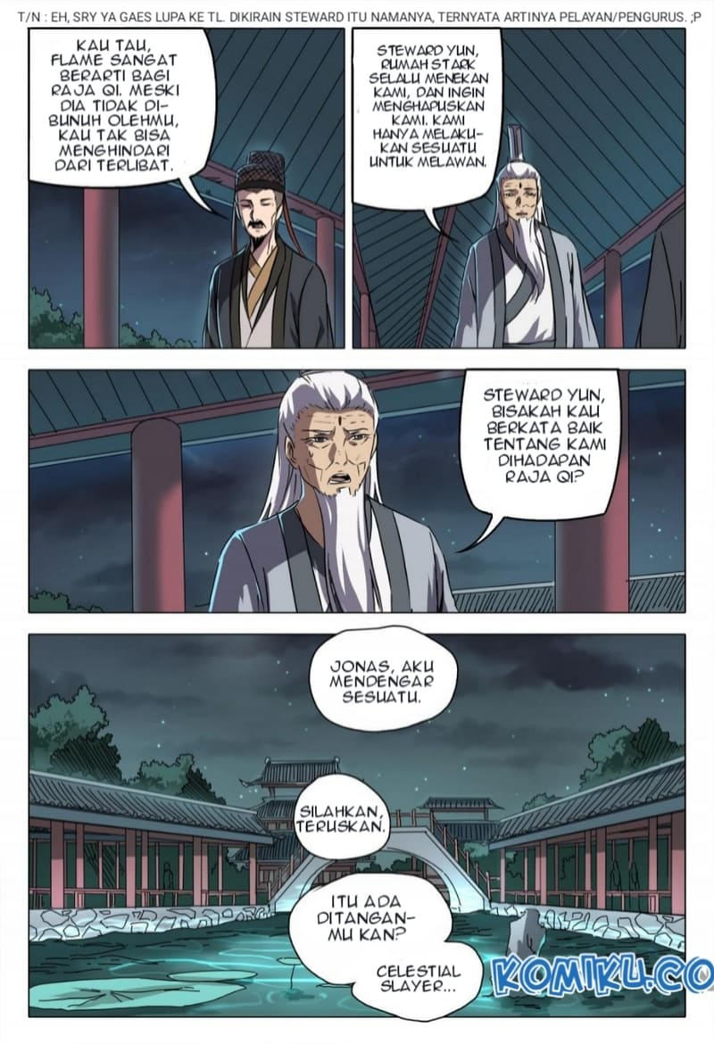 Deity's Path through Ten Thousand Worlds: Chapter 88 - Page 3