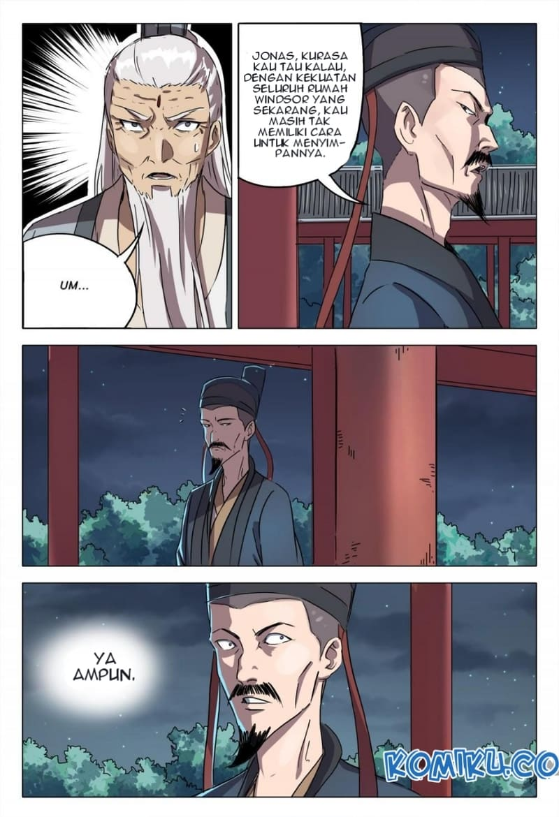 Deity's Path through Ten Thousand Worlds: Chapter 88 - Page 4