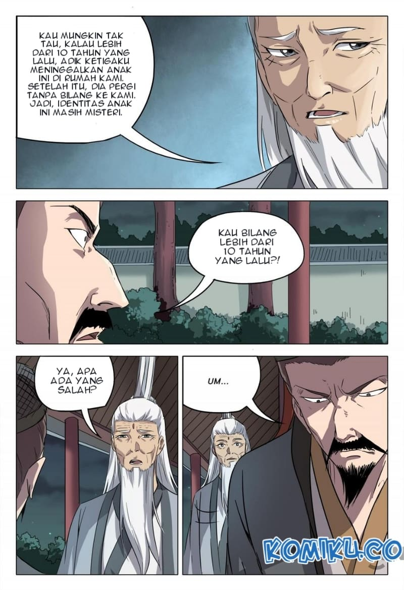 Deity's Path through Ten Thousand Worlds: Chapter 88 - Page 7