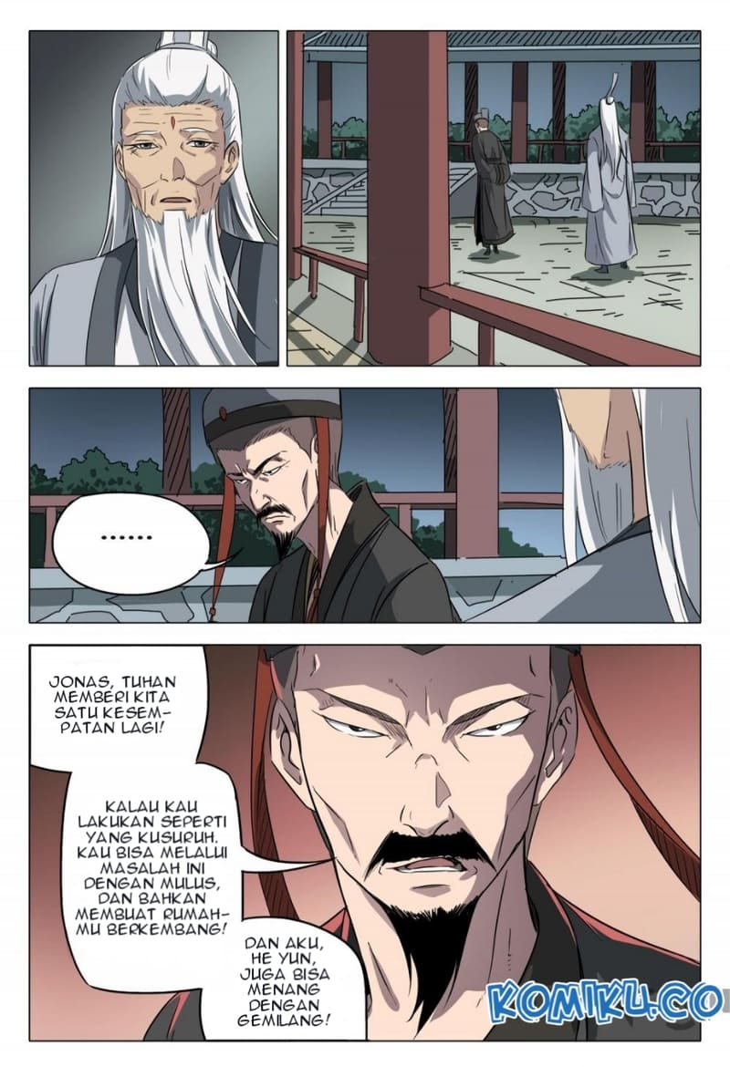 Deity's Path through Ten Thousand Worlds: Chapter 88 - Page 8