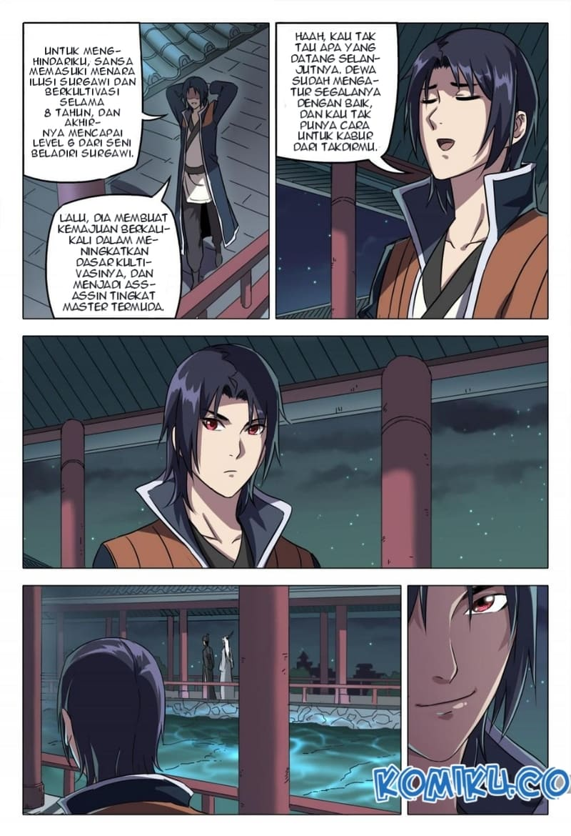 Deity's Path through Ten Thousand Worlds: Chapter 88 - Page 2