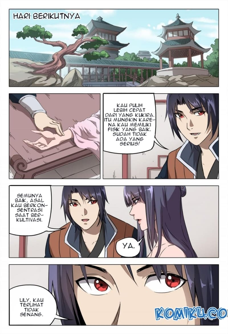 Deity's Path through Ten Thousand Worlds: Chapter 88 - Page 11