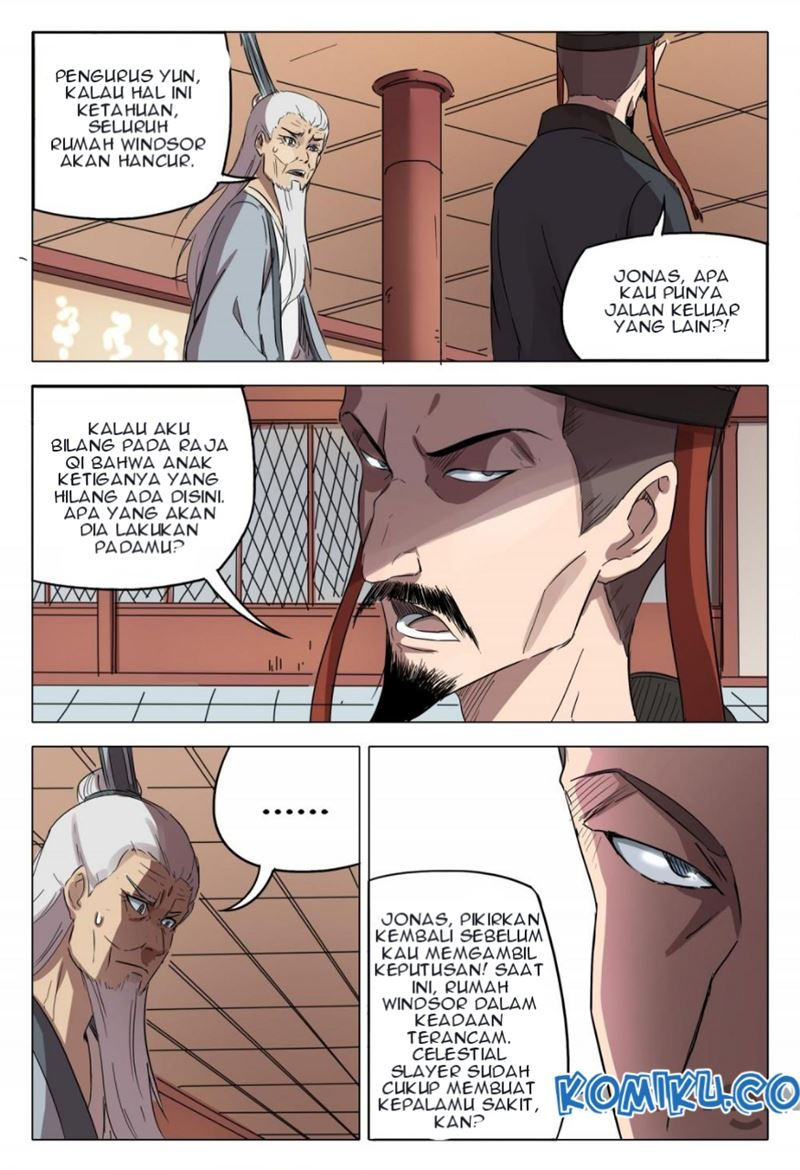 Deity's Path through Ten Thousand Worlds: Chapter 89 - Page 4
