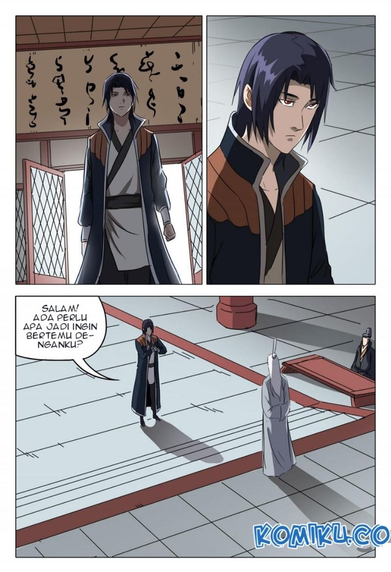 Deity's Path through Ten Thousand Worlds: Chapter 89 - Page 7