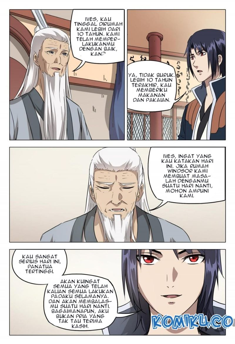 Deity's Path through Ten Thousand Worlds: Chapter 89 - Page 8