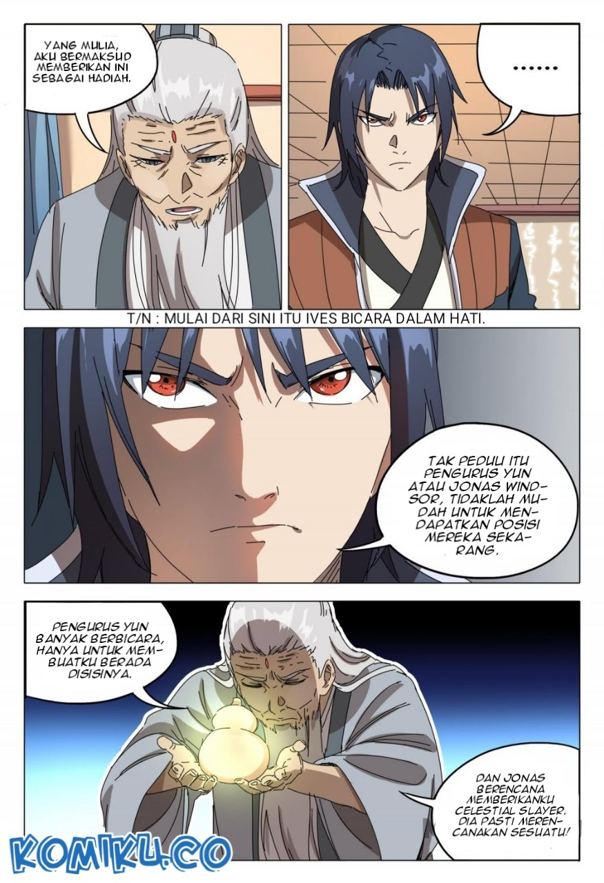 Deity's Path through Ten Thousand Worlds: Chapter 91 - Page 6
