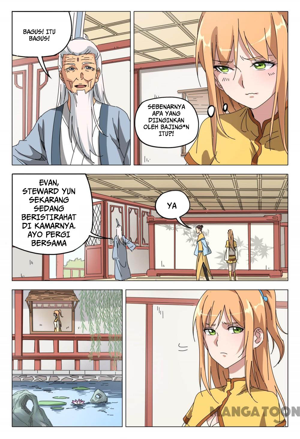 Deity's Path through Ten Thousand Worlds: Chapter 92 - Page 12