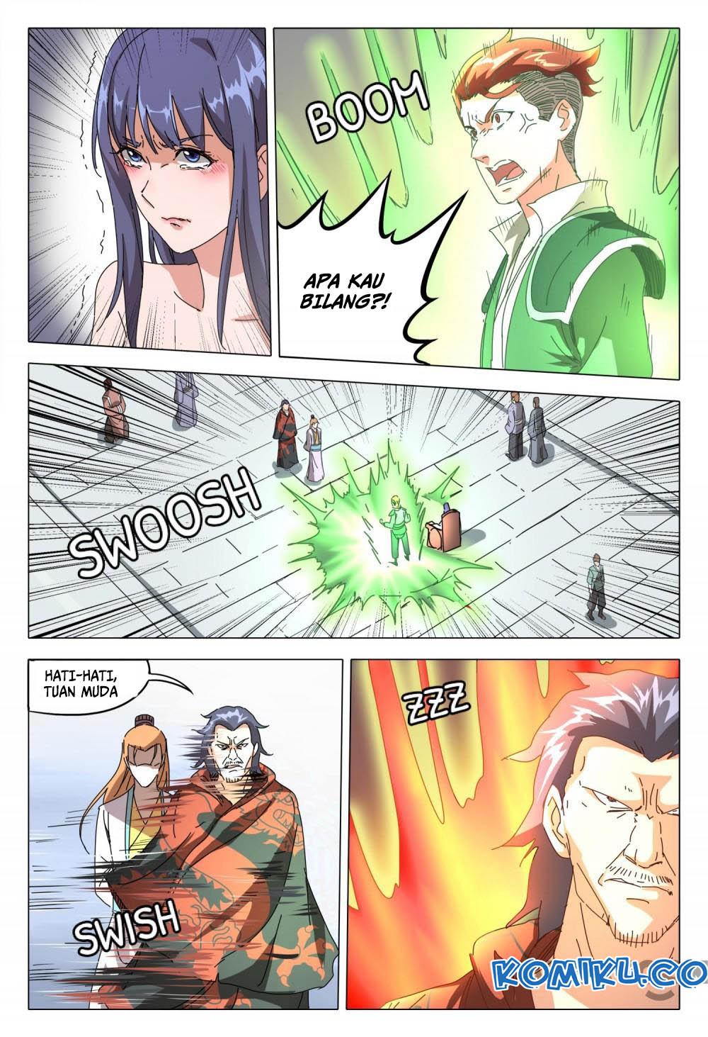 Deity's Path through Ten Thousand Worlds: Chapter 93 - Page 8