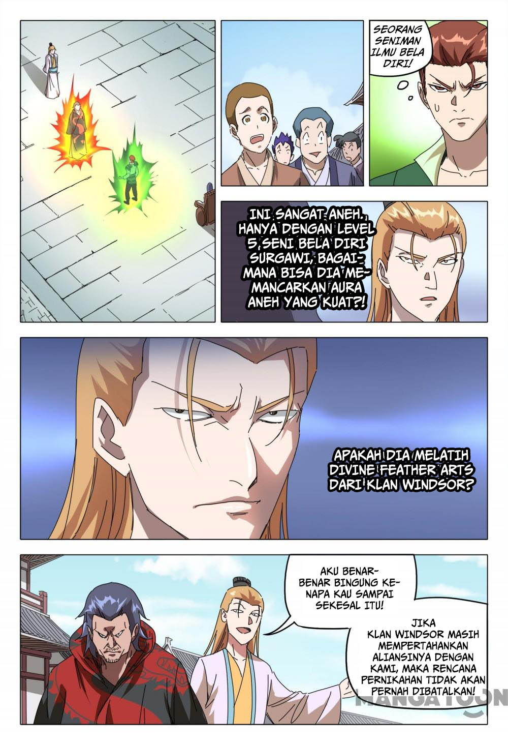 Deity's Path through Ten Thousand Worlds: Chapter 93 - Page 9