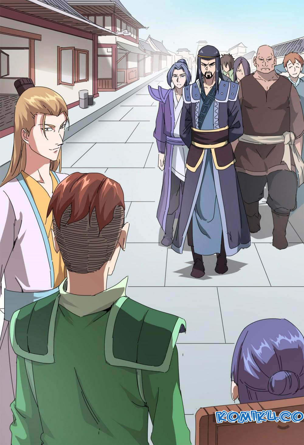 Deity's Path through Ten Thousand Worlds: Chapter 93 - Page 11