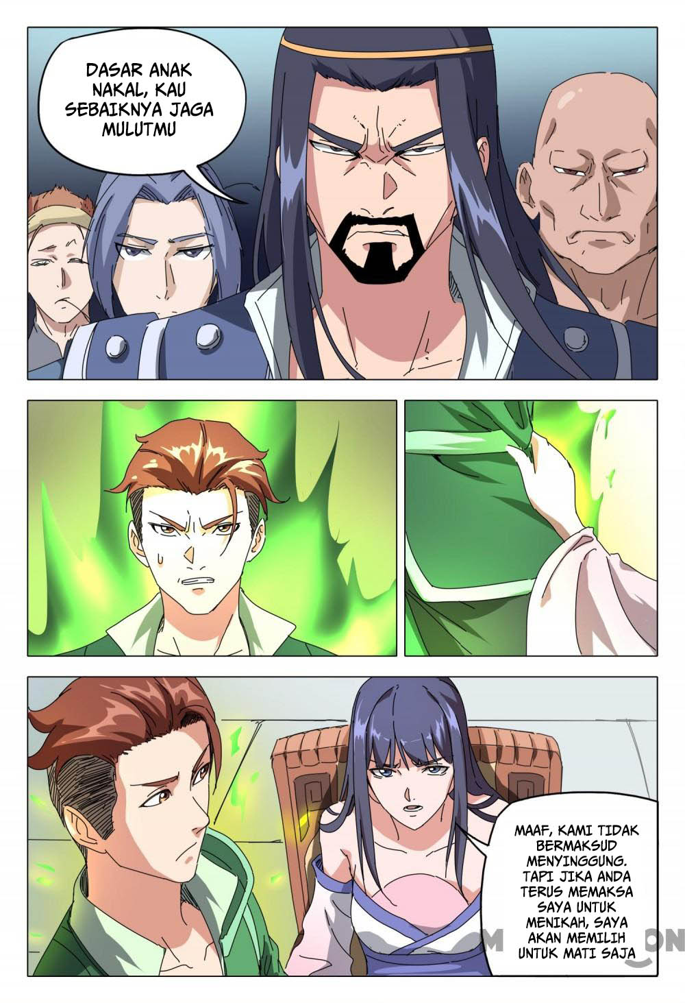 Deity's Path through Ten Thousand Worlds: Chapter 93 - Page 12