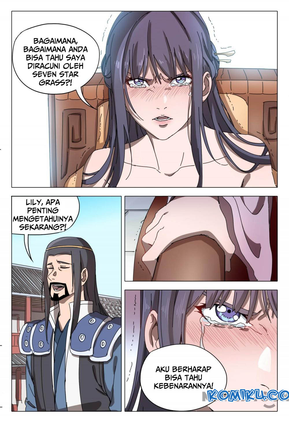 Deity's Path through Ten Thousand Worlds: Chapter 94 - Page 5