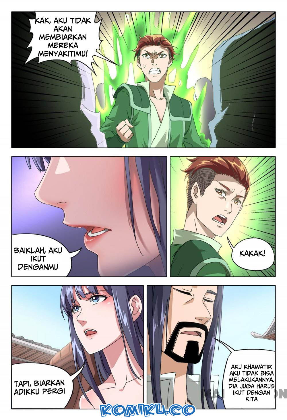 Deity's Path through Ten Thousand Worlds: Chapter 94 - Page 8