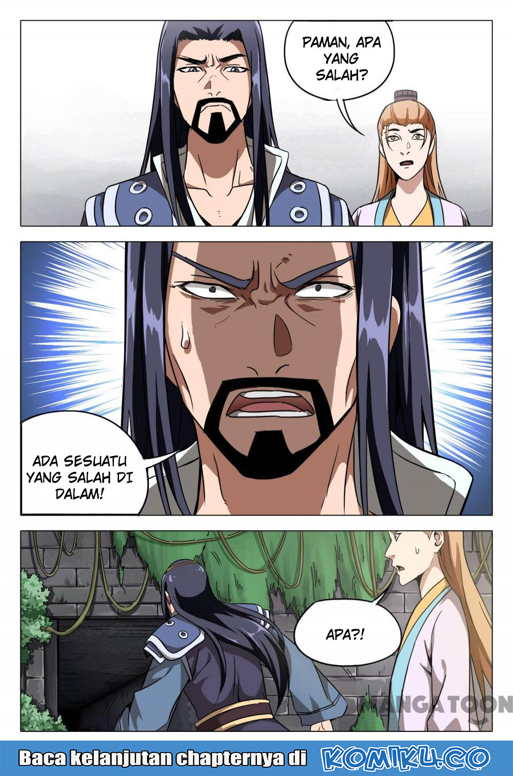 Deity's Path through Ten Thousand Worlds: Chapter 97 - Page 12