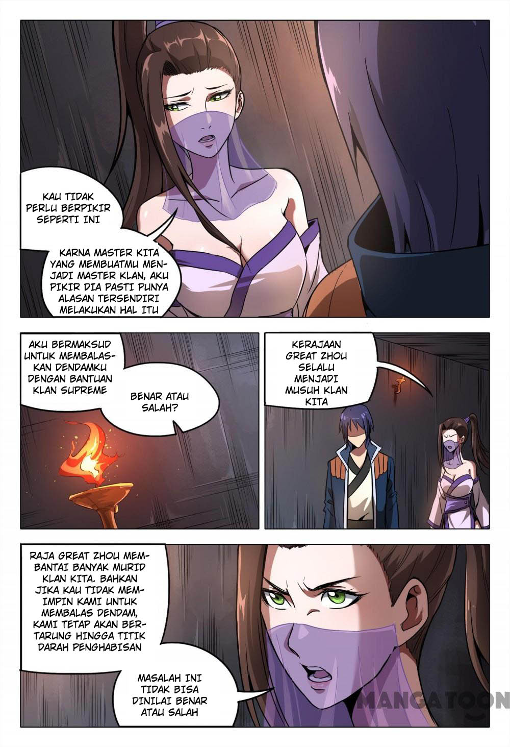 Deity's Path through Ten Thousand Worlds: Chapter 98 - Page 7