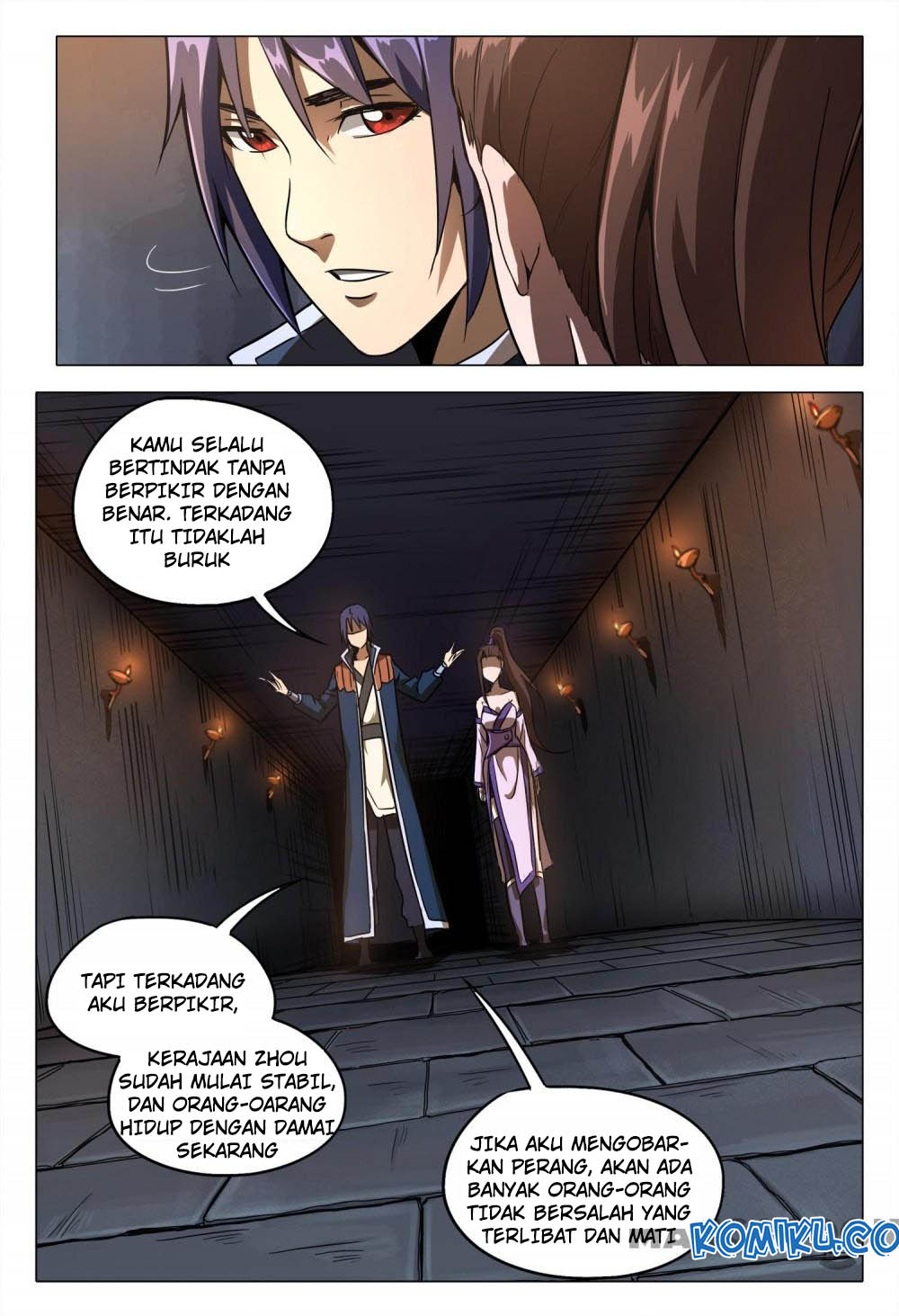 Deity's Path through Ten Thousand Worlds: Chapter 98 - Page 8