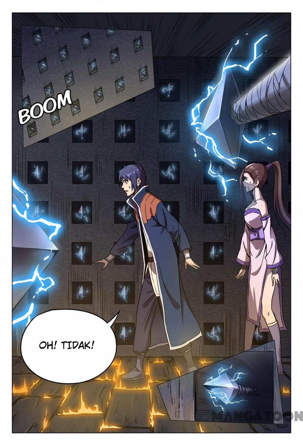 Deity's Path through Ten Thousand Worlds: Chapter 99 - Page 9