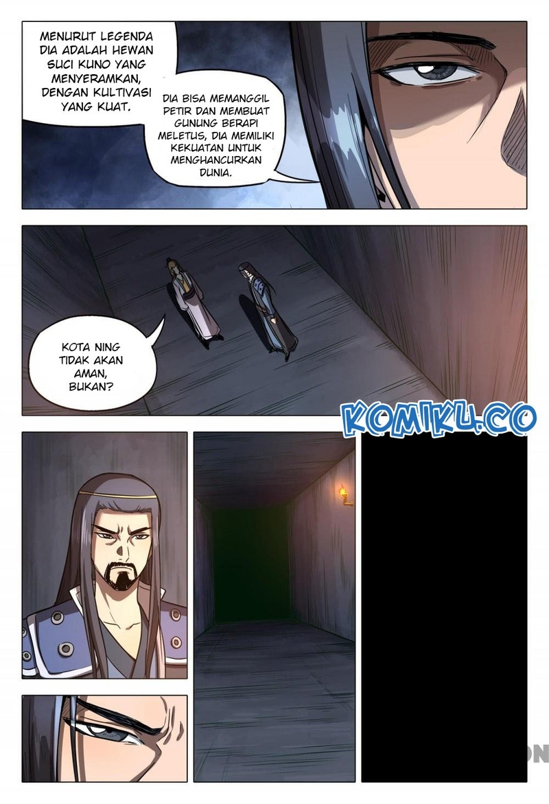 Deity's Path through Ten Thousand Worlds: Chapter 101 - Page 7