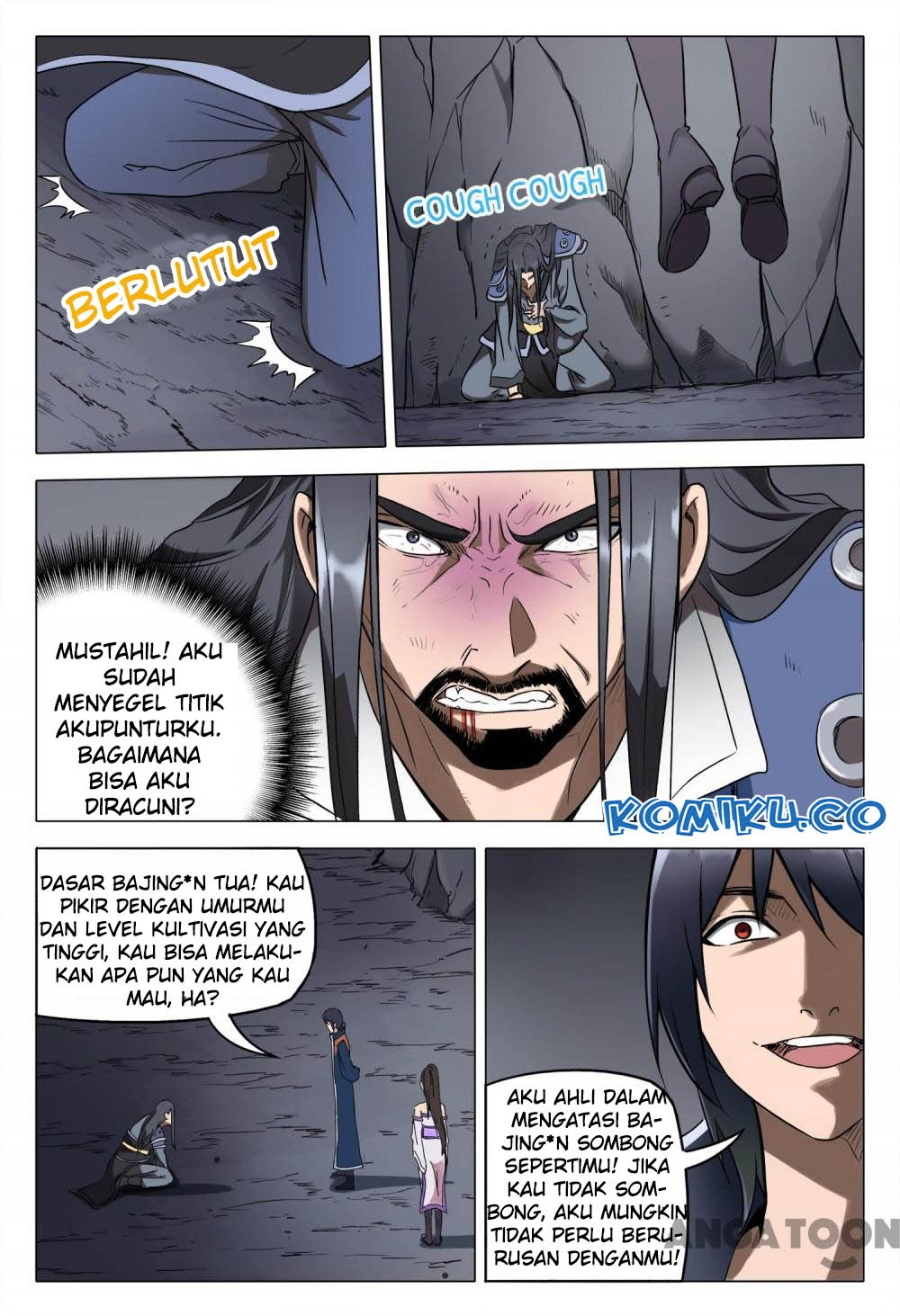 Deity's Path through Ten Thousand Worlds: Chapter 111 - Page 2